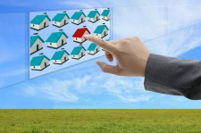 finding online property